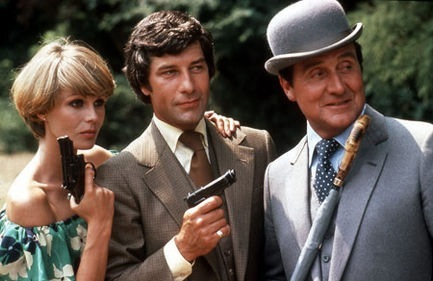 John Steed, Mike Gambit & Purdey